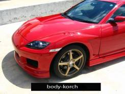 Передние крылья Accolade для Mazda  RX-8