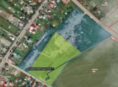 Земельный участок под среднеэтажную жилую застройку (2,5). 4,45 Га. 44 453кв.м., собственность, электричество, вода