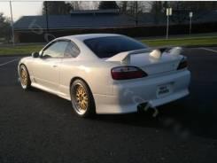 Задний бампер Japan noname для Nissan Silvia S15