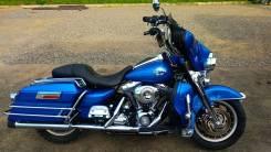 Harley-Davidson Electra Glide. 1 600куб. см., исправен, птс, без пробега