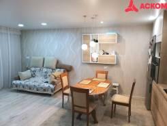 2-комнатная, улица Ладыгина 2д. 64, 71 микрорайоны, проверенное агентство, 50,5кв.м.