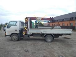 Mitsubishi Fuso Canter. Продается грузовик Mitsubishi Canter, 3 600куб. см., 3 000кг., 4x2