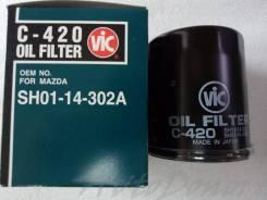 Фильтр масляный C420 Vic Япония