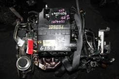 Двигатель Toyota 1SZ-FE Platz SCP11 Vitz SCP10