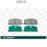 Продам колодки тормозные GP-02023 G-Brake Япония (PF-1077)