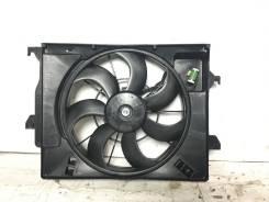 Диффузор вентилятора для Hyundai Solaris 1 2010-2017