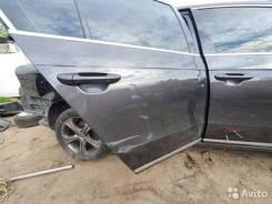 Дверь задняя правая для Volkswagen Passat (B7)