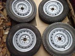 R13/175/70 Gislaved Nord Frost 200(шипы),4шт, на дисках ВАЗ