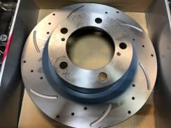Комплект перф. дисков FR тормозных Toyota LC200 / Lexus LX570 15- 43512-60210