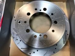 Комплект RR дисков тормозных перф. Toyota LCR200 / Lexus LX570 15- 42431-60290