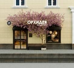 Флорист. ООО «Орхидея плюс». Улица Карла Маркса 124