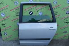 Дверь задняя левая Volkswagen Sharan 00-06г голое железо