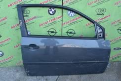 Дверь передняя правая Ford Fiesta (01-08г) голое железо