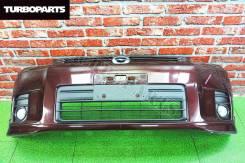 Бампер передний Toyota Corolla Rumion ZRE152 (3N0) [Turboparts]
