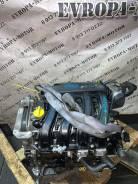 Двс K4MD813 1.6л бензин в сборе Renault Clio 2008г
