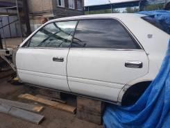 Дверь задняя левая на Toyota Crown jzs151
