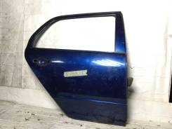 Дверь задняя правая для Skoda Fabia 1 1999-2007