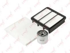 Комплект фильтров для ТО Lynxauto [LK3014]