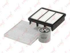 Комплект фильтров для ТО Lynxauto [LK30291]