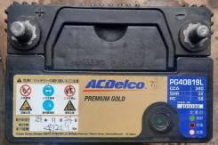ACDelco. 40А.ч., Обратная (левое), производство Япония