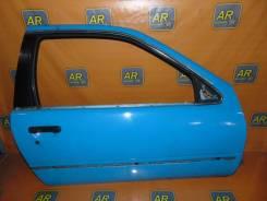 Дверь Nissan Lucino #B14 1996 GA15DE прав. перед.