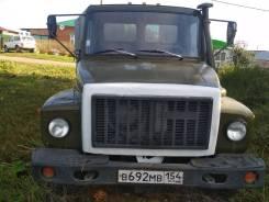 САЗ. Продам хорошего работягу ГАЗ- 4509, 5 000кг., 4x2