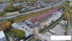 Аренда базы с жд тупиком, складскими, и офисными помещениями в Хабаров. 2 038,2кв.м., улица Зелёная 8д, р-н Железнодорожный