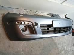 Бампер передний Nissan Tiida 2007-2014