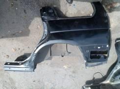 Задние крылья Subaru Forester sg5