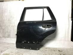 Дверь задняя левая для Hyundai Santa Fe 2000-2006