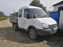 ГАЗ Соболь. Продается бортовой Фермер, 1 000кг., 4x4