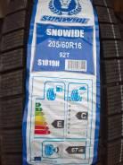 Sunwide. зимние, без шипов, 2020 год, новый