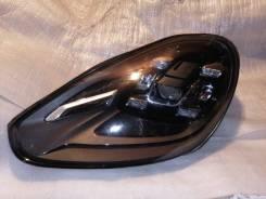 Фара левая Porsche Cayenne 2 (958). FULL LED. (донор)