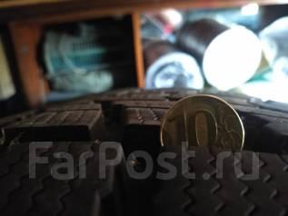Dunlop Grandtrek SJ6. зимние, без шипов, 2012 год, б/у, износ 10%