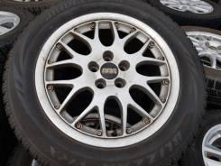 Колёса Bridgestone Blizzak VRX 205/55R16
