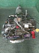 Двигатель в сборе EJ25 на Subaru
