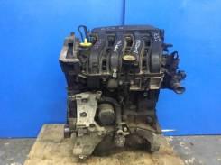 Двигатель Renault Megane 1.6 K4M766 2002-2009 г. в.