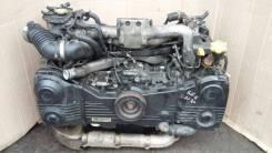 Двигатель Subaru Forester 2 2.0 EJ205 Turbo 2002-2007 г. в.