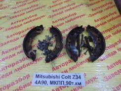 Колодки тормозные задние барабанные к-кт Mitsubishi Colt Mitsubishi Colt 2006