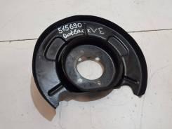 Кожух тормозного диска задний левый [26691AL030] для Subaru Outback V [арт. 515690]