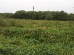 Земельный участок под ИЖС п. Николаевка. 1 350кв.м., собственность, электричество