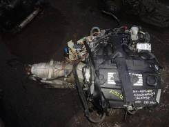 Двигатель BMW N43B20 с АКПП GA6HP19Z на BMW E61 E60