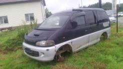 Бампер Mitsubishi Delica PE8W, 4M40