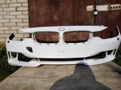 Бампер BMW 3-Series F30 передний (контракт)
