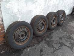 Комплект колёс Goodyear GT-Eco Stage 195/65 R15