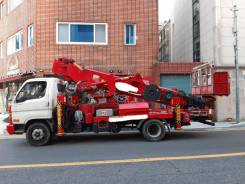 Jinwoo 280M. Автовышка 28 метров, 28,00м. Под заказ