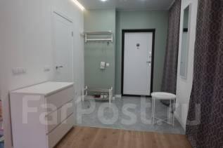 1-комнатная, улица Черняховского 11. 64, 71 микрорайоны, частное лицо, 43,0кв.м. Прихожая