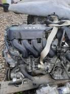 Двигатель Toyota 1NZ-FE NCP61 механический дроссель