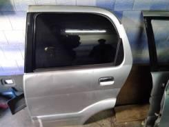 Дверь Daihatsu Terios, Toyota Cami, J102G. левая задняя