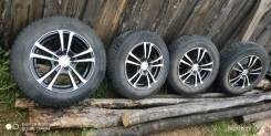 Продам шины и диски Б/У